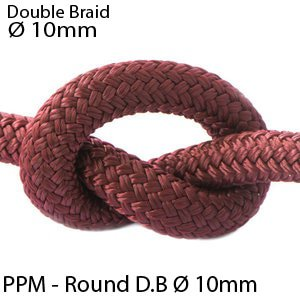 Double Braid Ø 10mm.