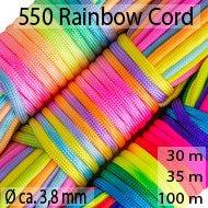 550 Rainbow Cord