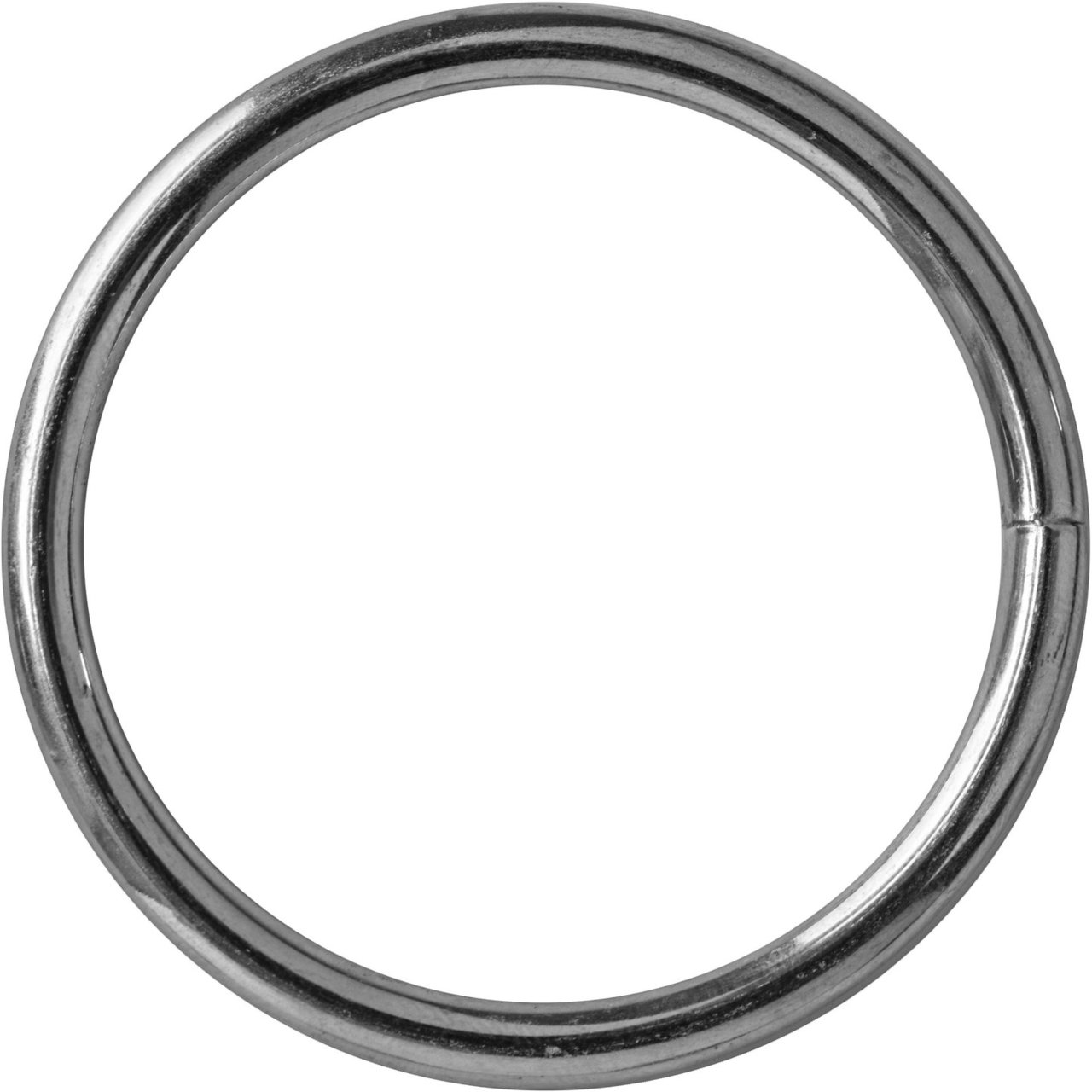 O-Ring Steel/Nickel plated 60 x 6mm